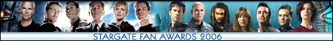 Link to the Stargate Fan Awards 2006