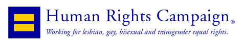 Link to the 'Human Rights Campaign' website