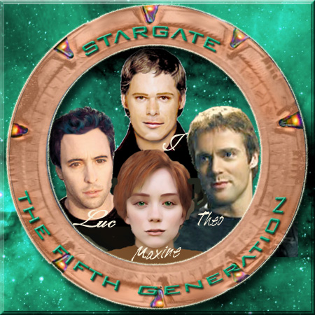 Stargate - The Fifth Generation: home page