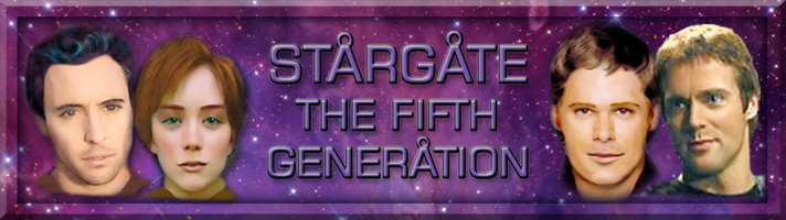 Stargate - The Fifth Generation