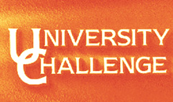 Link to University Challenge tale